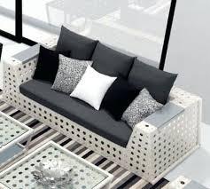 housse de coussin pour canapé coussin pour canape d exterieur sofa extacrieur avec coussin housse