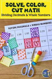best 25 dividing decimals ideas on pinterest math fractions