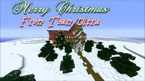 let u0027s build santa u0027s house minecraft christmas special youtube