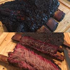 beef chuck ribs off the offset amazing bbq