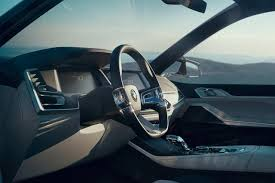 bmw suv interior bmw concept x7 iperformance revealed autobics