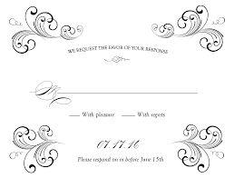 Wedding Invitation Acceptance Card Free Wedding Clip Art Downloads Wedding Cards Design Clipart
