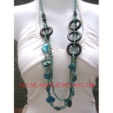 wood beads necklace designs images Beaded necklaces casual designs wood beaded necklaces casual jpg