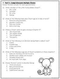 stuart little tests quizzes assessments by nothing but class tpt