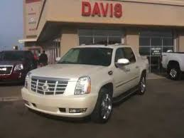 used cadillac escalade truck for sale used 2008 cadillac escalade ext for sale in lethbridge davis gmc