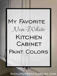 gray kitchen cabinet paint color my favorite non white kitchen cabinet paint colors