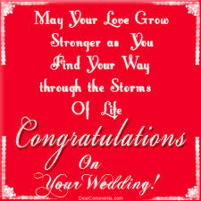for your wedding congratulations on your wedding desicomments
