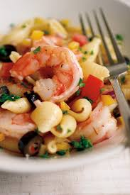 Homemade Pasta Salad by Best 25 Shrimp Pasta Salads Ideas On Pinterest Recipe For