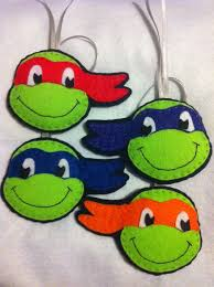 tmnt mutant turtles decorations or by llamaluau