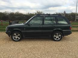 range rover 1999 second hand land rover range rover 2 5 dt 4dr auto full service
