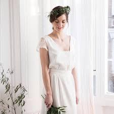 la redoute robe mari e robe de mariée à manches courtes en dentelle à moins de 150