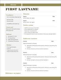 free cv templates 289 to 295 u2013 free cv template dot org