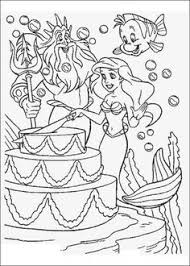 princess ariel coloring pages games bulbulk princess ariel
