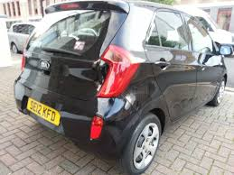 2012 kia picanto one 1 0 petrol manual 5 door hatchback 2 keys