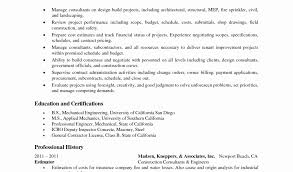 project manager sample resumes commercial operations manager sample resume simple professional