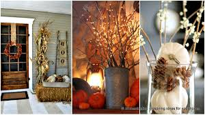 twig home decor 30 magical diy fall decorations for your household