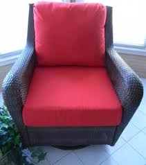 indoor outdoor deep seating chair cushion set seat u0026 back
