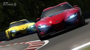 lexus lfa vs toyota ft1 toyota cars news drive the ft 1 concept on gran turismo 6