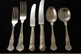 photos of silverware patterns silver plate flatware set in the