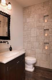trendy stone tile bathroom 116 gray stone tile bathroom small