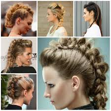 braided mohawk hairstyles with weave to bring your dream hairstyle