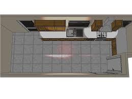 minimalist 3d kitchen planner design l shaped wooden furniture