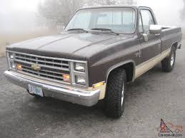 truck gmc chevrolet chevy silverado c 20 454 3 4 ton 4x2 2500 pickup truck
