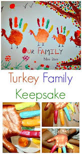 turkey project that can be a family keepsake