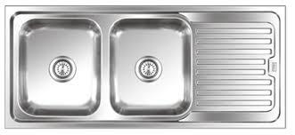 Dead Stock Buy Online NIRALI SINKS Deadstockcoin - Kitchen double bowl sinks