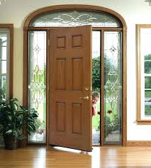 Exterior Doors Fitted Front Doors For Cheap Glnce Cheap Upvc Front Doors Fitted