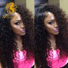 picture of hair sew ins pictures full sew in curly hair black hairstle picture