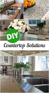 diy kitchen countertop ideas diy kitchen countertop ideas