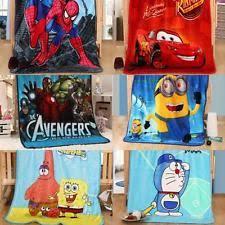 Avengers Rug Superhero Blanket Ebay