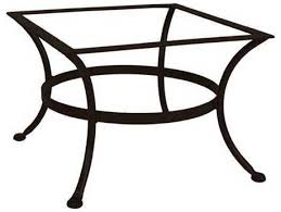 Patio Table Bases Outdoor Table Bases Patioliving For Design 9 Swineflumaps
