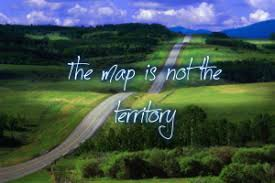 the map is not the territory nlp galway smaoineamh galway