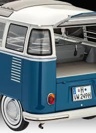 volkswagen bus front revell volkswagen t1 samba bus