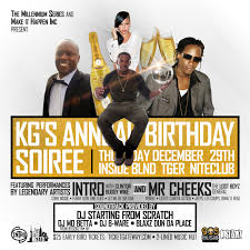 kg aka the grant slant u0027s birthday soiree