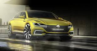 volkswagen arteon stance 2015 volkswagen sport coupé concept gte pictures news research