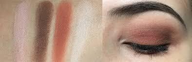 kat von d shade and light eye looks kat von d rust shade light eye contour quad review swatches