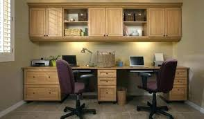 Office Desk For Two Two Desk Home Office Neodaq Info