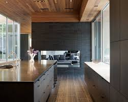 photo 5 of 10 in a bold home creatively combines curves and modern
