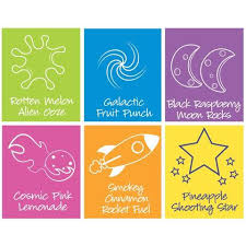 mr sketch scented stix markers intergalactic neon 6 pack