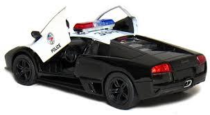 Lamborghini Murcielago 4x4 - lamborghini murcielago lp640 4 voiture de police jouet pour les