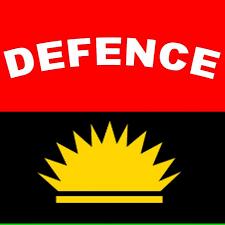 Biafra Flag Biafra Defence Force Youtube