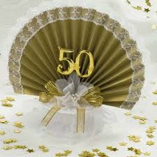50 Wedding Anniversary Centerpieces by 50th Wedding Anniversary Decorations Cake Toppers Pinterest
