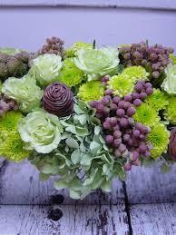 green and purple reception wedding flowers wedding decor wedding