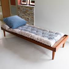 danish style 60 u0027s day bed frame indian mattress u0026 cushion not