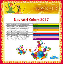 list of colours navratri 2017 dress colours list of 9 colours to wear this navratri