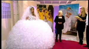wedding poofy dresses elaborate wedding dresses from the wedding tv series