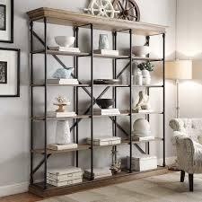 22 Inch Wide Bookcase Etagere You U0027ll Love Wayfair